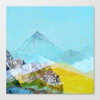 Mile High Canvas Print
