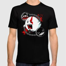 Ghost of Sparta Mens Fitted Tee Black SMALL