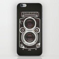 Vintage Camera 02 iPhone & iPod Skin