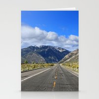 Fredericksburg, CA Stationery Cards