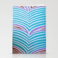 Tight Flock 4 Stationery Cards