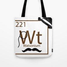 My Dear Watson is Elementary Tote Bag