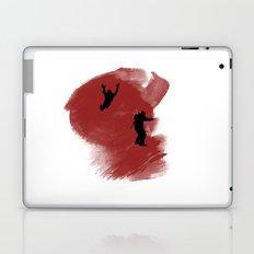 Hunter! Laptop & iPad Skin