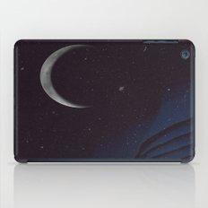 Waxing Cr3sc3nt Glytch iPad Case