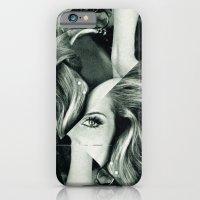 Frau Dreiecke 6 iPhone 6 Slim Case