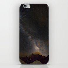Milky way at 3400 meter hight. Scorpius and Sagitarius iPhone & iPod Skin