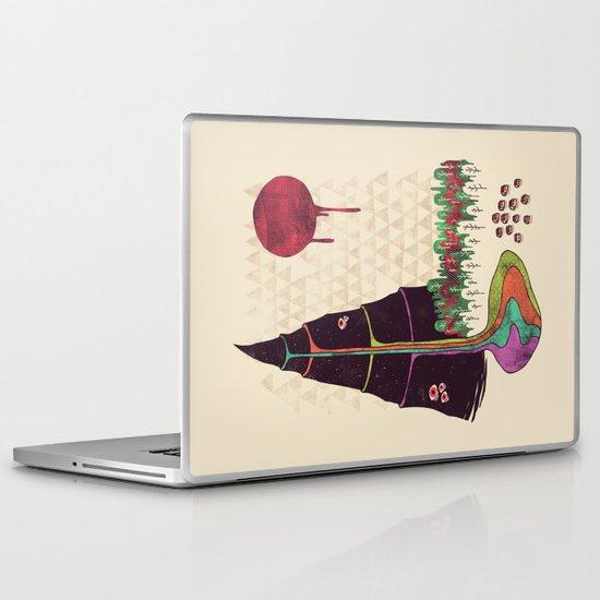 Holy Mountain Laptop & iPad Skin
