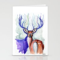 Trust Me, My Deer Stationery Cards