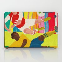 Deciding Game. iPad Case