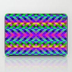 Rainbow Scaffolding iPad Case