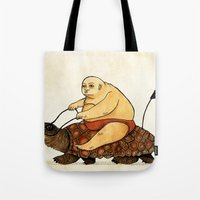 Lazy Tarzan Tote Bag