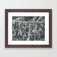 Natrual Decor Framed Art Print