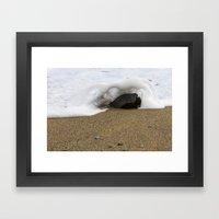 Over The Top Framed Art Print