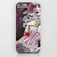 iPhone & iPod Case featuring Innocence  by Lindsay Turner