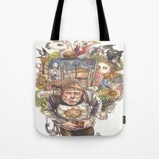 Patsy's Back Tote Bag