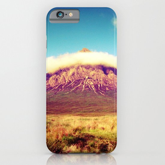 Buachaille Etive Mòr, scotland. iPhone & iPod Case