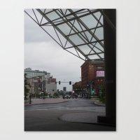 Haymarket 1 Canvas Print