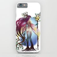 iPhone & iPod Case featuring Fairy Queen by Jessica Prando