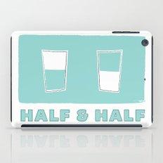 half & half iPad Case