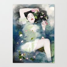 The Ondine Canvas Print