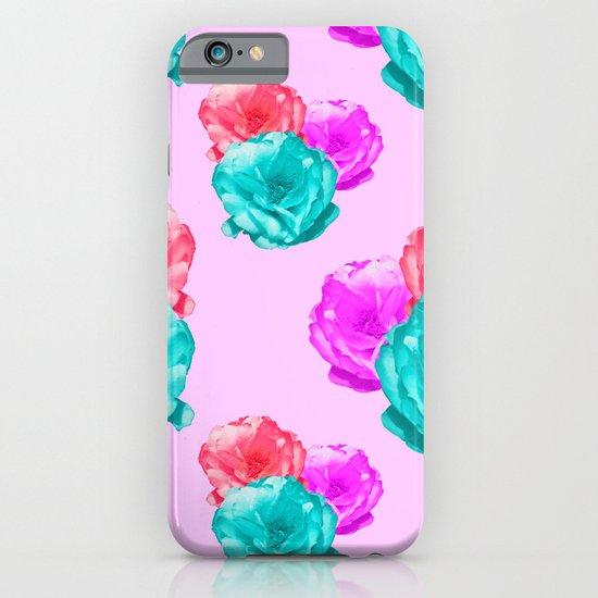 Peonies iPhone & iPod Case