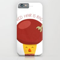 Red Hair is Rad iPhone 6 Slim Case