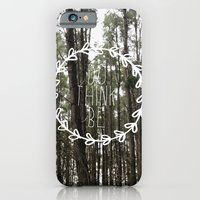 iPhone & iPod Case featuring do think be positive by Jordan Alanda