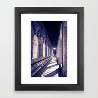 Wat Bo Framed Art Print