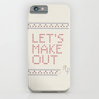 Let's make out iPhone 6 Slim Case