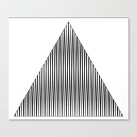 shape eye 1 Canvas Print