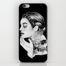 Memento Mori iPhone & iPod Skin