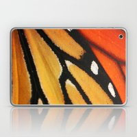 Butterfly Wing Laptop & iPad Skin