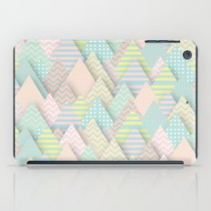 Forest Pastel iPad Case