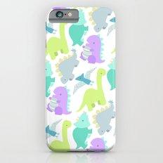 Dinosaur Party iPhone 6 Slim Case
