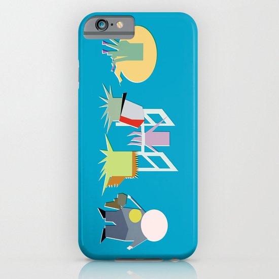 Minimal Squidbillies iPhone & iPod Case