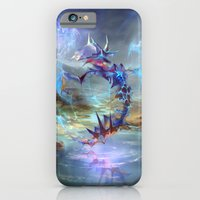 iPhone & iPod Case featuring Illusion by Veronique Meignaud MTG