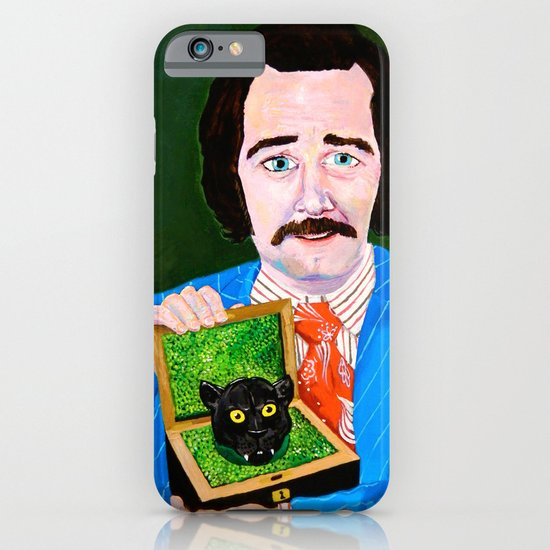 SEX PANTHER iPhone & iPod Case
