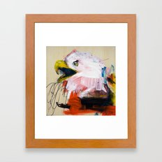 Puck Folitics Framed Art Print