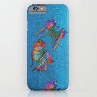Butterflies and Blue Skies iPhone 6 Slim Case