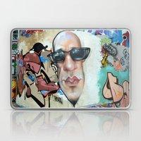 Sunglasses Graffiti Laptop & iPad Skin