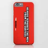 BEARDS SEPARATE THE MEN … iPhone 6 Slim Case