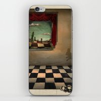 Through The Looking Glas… iPhone & iPod Skin