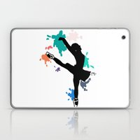 Ballerina Laptop & iPad Skin