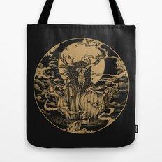 DREAMTIME - GOLD Tote Bag