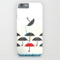 Umbrellas iPhone 6 Slim Case