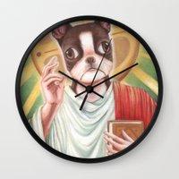 IL SALVATORE Wall Clock