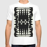 Microcosm Mens Fitted Tee White SMALL