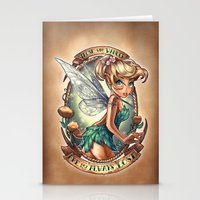 Those Who Wander Are Not… Stationery Cards