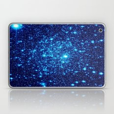 Vivid Blue gALaxY  Laptop & iPad Skin