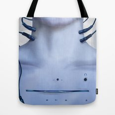Cd Player Tote Bag